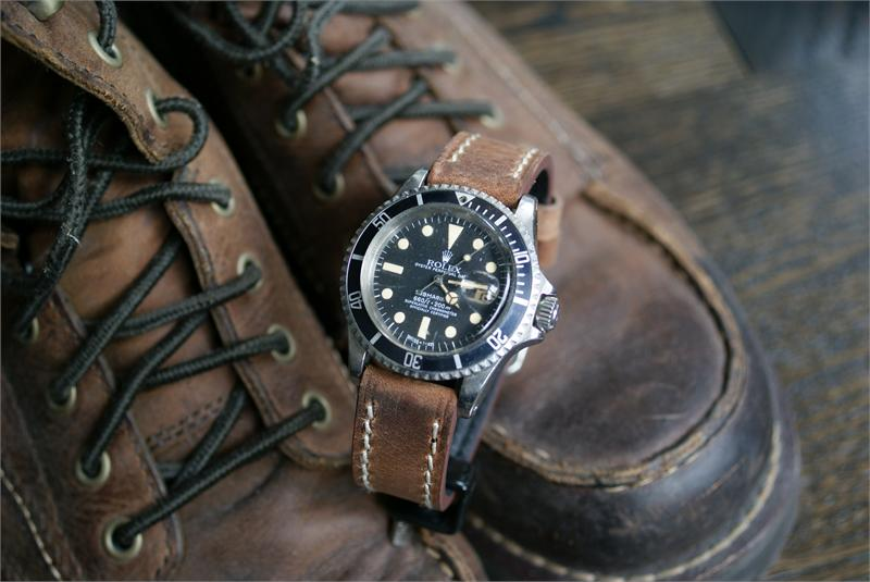 how to change a horse watch band