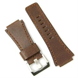 replacement watch band for bell and ross in brown bomber II