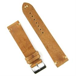 BandRBands Oak Classic Vintage Watch Band Strap made from Italian Leather available in 18mm 20mm 22mm