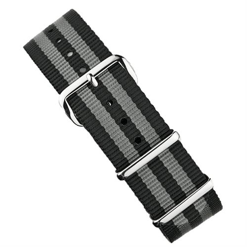 BandRBands 18mm 20mm 22mm Classic Bond Nato Watch Strap Band