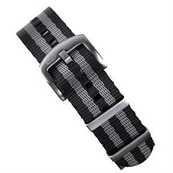 B & R Bands 20mm Classic Bond Seat Belt Nylon Nato Watch Strap Band