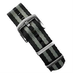 22mm Classic Bond Seat Belt Nylon Nato Watch Strap Band