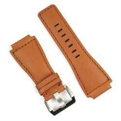 BandRBands Bell and Ross Watch Band in golden heritage leather