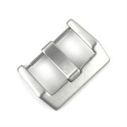 Bell and Ross Style Watch Buckle For Bell & Ross BR01 BR03 Watches in brushed Stainless Steel finish