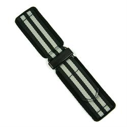 20mm Velcro Watch Band Strap made from quality nylon in a James Bond style design